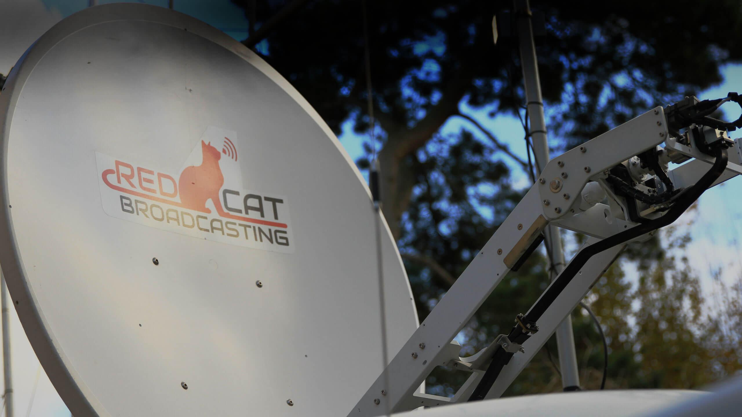 Red Cat Broadcasting Channel Engineering